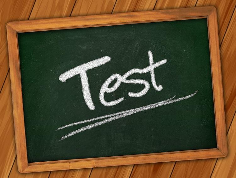 Test Tafel