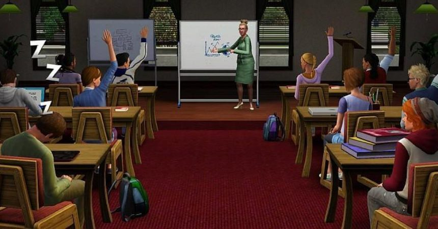 Sims 3 Wildes Studentenleben
